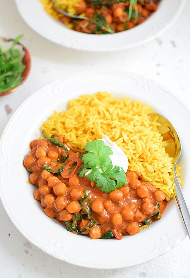 Przepis Na Curry Z Ciecierzycy Cieciorki Szybkie I Latwe