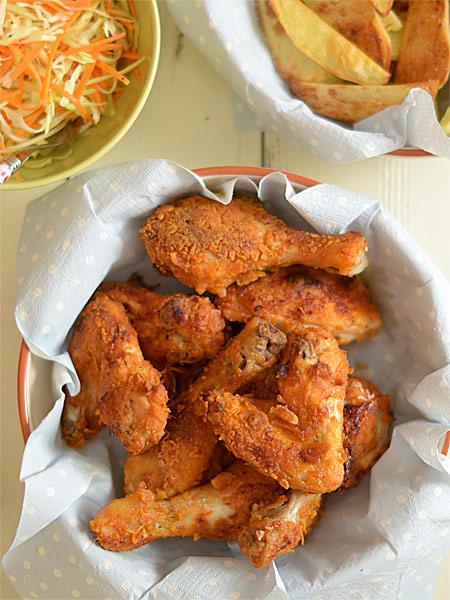 Przepis Na Kurczak W Pikantnej Panierce Pieczony A Nie Smazony