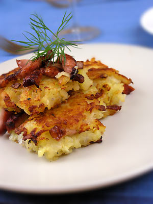 Fondue, raclette i rosti