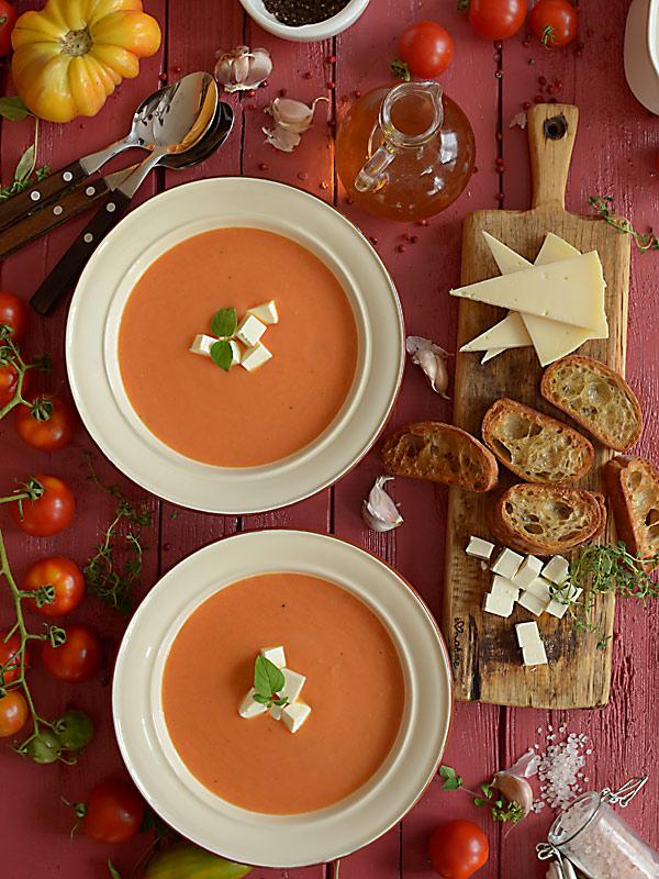 Polecana w sierpniu pomidorowa :)
