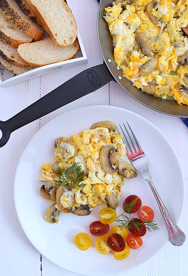 Na TAKIE śniadanie zawsze jest dobra godzina :)