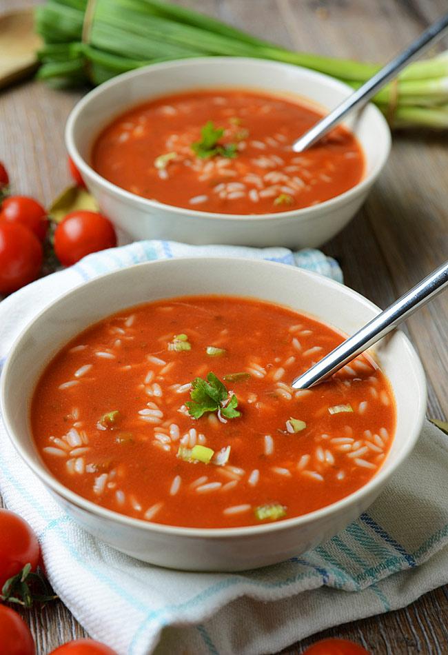 Zupa Pomidorowa Mniammniampl