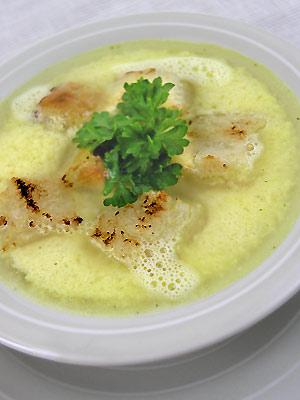 Przepis Na Zupa Serowa Z Zoltkami Peynir Coebasi Yumurtali