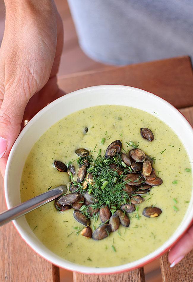 Zupa Krem Z Cukinii Najlepsza Latwa Szybka I Niedroga