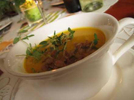 Zupa Z Dyni Wg św Hildegardy